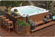 Outdoor Spa Inspiration
