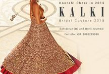 KALKI COUTURE 2015 / new collection of bridal couture