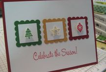 Christmas Cards - SU / Stampin Up cards