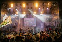 Город Разбойников NIX SOLUTION PARTY / ---- Организация: Batina Evgenia ---- Декор: Студия event дизайна JennyArt ---- Фото: Hey People Report