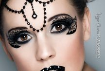 Make Up Inspiration...