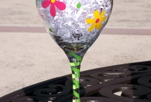 Wine Glasses / by Vicki Lowman