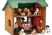 Doll House inspiration / by Aimee Ratliff