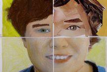 portraits - heads - dreams