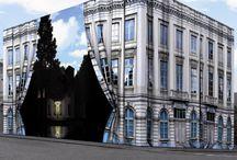 Strange Buildings  / by Linda Menczel