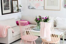 Interiors / How to use pink and orange in your interior