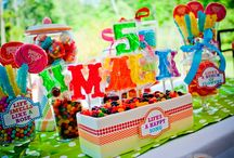 Muppet Show Party Theme