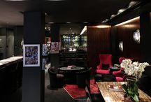 private club interior