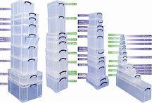 Aufbewahrung und Organisation