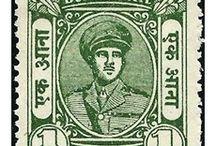 India - Bundi Stamps