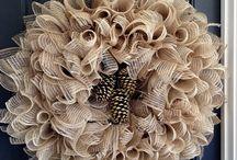 Wreaths / by Heather Hammett