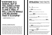 The Advantage of Dyslexia ... and the difficulties