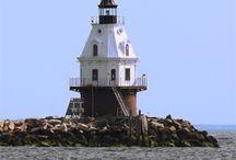 Lighthouses & Widow's Walks