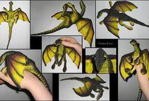 plysovy draci