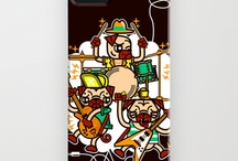 chobopop iPhone cases