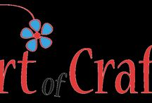 Art of Crafts Directory / A showcase of the crafts created by the #ArtofCrafts group.  #jewelry, #sewing, #suncatcher #woodwork #beading