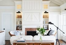 Living Room Ideas / by Cathy Coker