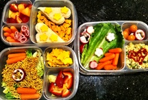 Lunch~Salad~Snack Ideas & Recipes / by El Downing