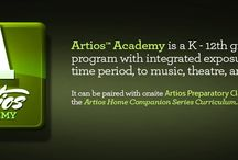 Artios Academies / You'll find information and more about Artios Academies here. www.theendinmind.net