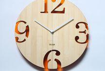 나무시계만들기