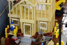 Lego bygg