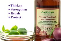 Hair & Beauty + Natural Store /  Nature provides all of the ingredients to achieve beautiful hair and skin.  www.justnaturalskincare.com /  www.justnutritive.com