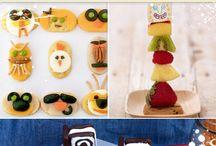Boys' Food Ideas / by Kimberly Parker