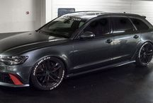 RS6 wagons