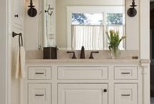 New Home Haley and Makenzie's Jack n Jill Bathroom / by Jessica