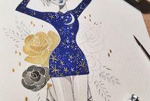 Girls-illustration