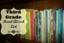 Third Grade: Talk, Read, Play