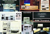 Vintage stereo systems / Vintage Stereo Systems by www.1001hifi.com