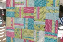 Jennys board / quilts