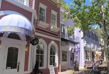 Archecture - Grand Village Shops, Branson, Mo.