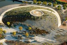 Weird and Wonderful Garden by TCL / One of the two options for modelling week 4&5.