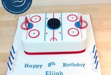 Taart ijshockey