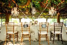 Reception Ideas / by Stephanie from Crown and Clover