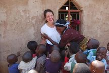 Our founder, Riley Banks / in 2008, 14-year-old small-town Missouri girl Riley Banks found her calling on the other side of the world in Kenya, Africa--to help the less fortunate.  A mission trip in the 8th grade to a neo-natal clinic for orphans ignited a passion in Riley's heart:  To save lives every bit as valuable as those tiny orphan babies stacked on shelves... / by Riley's Treasures of Branson, MO