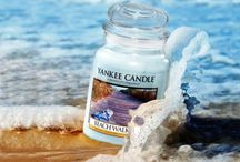 Yankee Candles / Yankee Candles available exclusively at Beach House Interiors & Homeware.