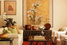 decoración asiatica