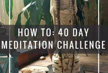 Meditation and Self Care