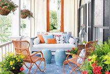 Porches, Patios, and Decks