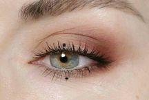 Minimalistic makeup