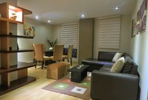 Salas - Oniria Arquitectura / Diseño interior de salas familiares