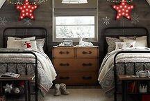 kid's and teen's  bedrooms