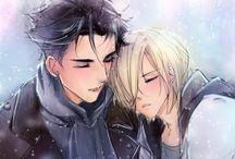 Love BL / Rodzaj połączenia miłości i porządania między 2 ludźmi płci męskiej :)