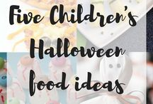 Kids Crafts and Food