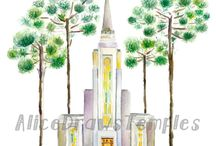 Brazil Temple / LDS temples in Brazil