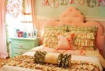 Kayd's big girl room / by Allen Shelby Miller