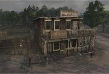 3D Old West